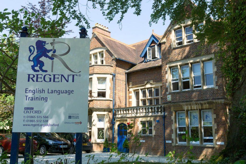 La scuola di Regent Language Oxford
